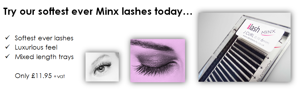 Try our softest ever Minx Lashes. Only $11.95 a tray